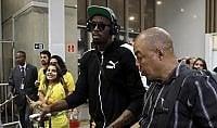 """Bolt è arrivato a Rio """"Sport ha bisogno di me"""""""