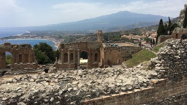 Da Catania a Taormina. Sotto l'Etna -   foto