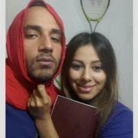 Iran, contro l'hijab a sostegno delle donne: gli uomini indossano il velo