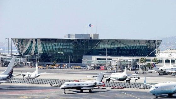 Aeroporto Nizza : Aeroporto nizza azzurra vince la gara e conquista il