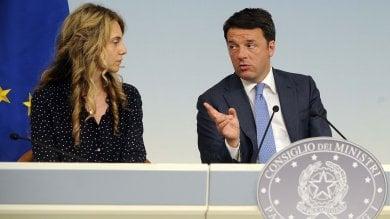 """Renzi: """"Più soldi per contratti P.A. Premiato chi lavora, i furbi saranno puniti"""""""
