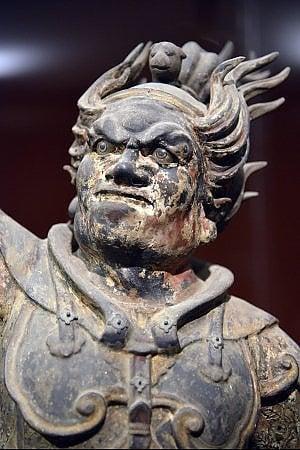 Monaci, spiriti e guerrieri. Il Giappone buddista in mostra