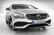 Mercedes-AMG, restyling per la CLA