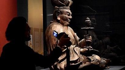 Monaci, spiriti e guerrieri Il Giappone buddista in mostra