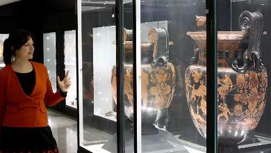 """Alla scoperta del MarTa di Taranto   foto    """"Il museo delle Olimpiadi dell'antichità"""""""