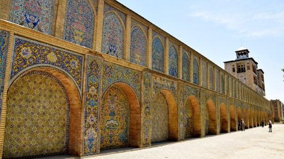 Nelle antiche città dell'Iran, le radici del mondo