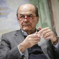 "Referendum, Bersani: "" Se Renzi perde, deve restare a Palazzo Chigi"""