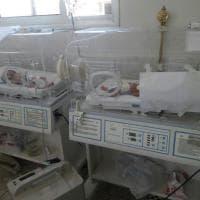 Siria, ospedale pediatrico bombardato: le immagini
