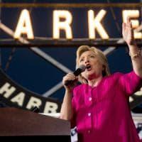 Usa, hackerati anche sistemi informatici campagna Hillary Clinton
