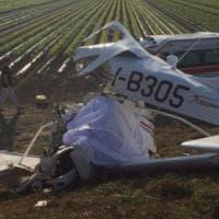 Friuli, precipita ultraleggero: un morto e un ferito grave