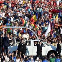 Gmg, un milione di ragazzi in piazza per il Papa.
