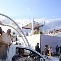 Il Papa a Cracovia, un milione di giovani per la Giornata mondiale della gioventù