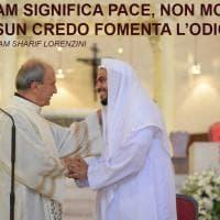 La domenica dei musulmani in chiesa: un racconto per parole e immagini