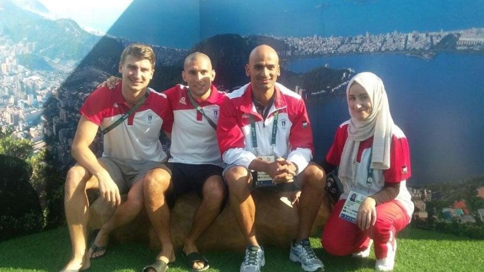 Rio, appello atleti palestinesi: ferme in Israele divise e bandiere