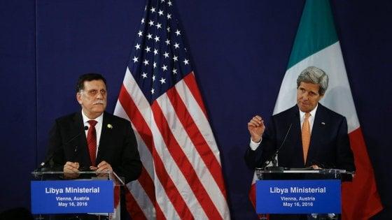 Libia: primi raid aerei Usa contro l'Is. L'attacco richiesto dal premier Serraj