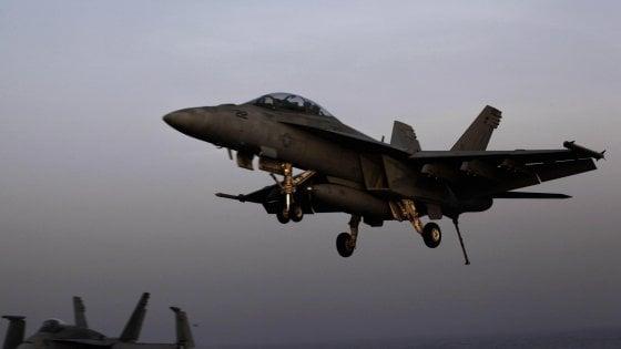 Basi, caccia e uomini: anche l'Italia si prepara alla campagna aerea in Libia