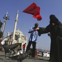 Turchia, addio ai turisti ma fa il record di viaggiatori islamici