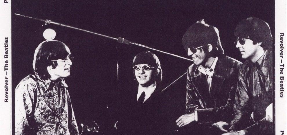 Mezzo secolo di 'Revolver', quando i Beatles reinventarono il rock