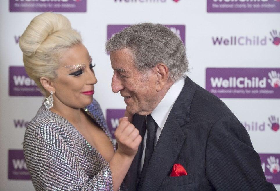 Tony Bennett, 90 anni con Lady Gaga