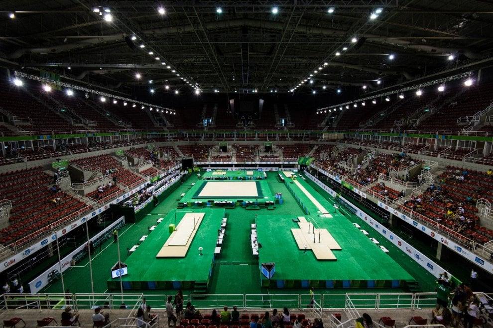 Rio 2016, tutti gli impianti che ospitano le gare - Repubblica.it