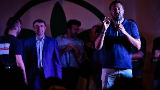 """Salvini attacca Laura Boldrini: """"Sei una tarata mentale"""""""