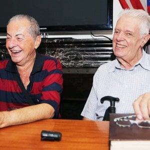 """Franco e Gianni: """"Mezzo secolo insieme e ora ci diciamo sì, anche per i diritti non è mai troppo tardi"""""""