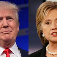 La battaglia Trump-Clinton aiuta