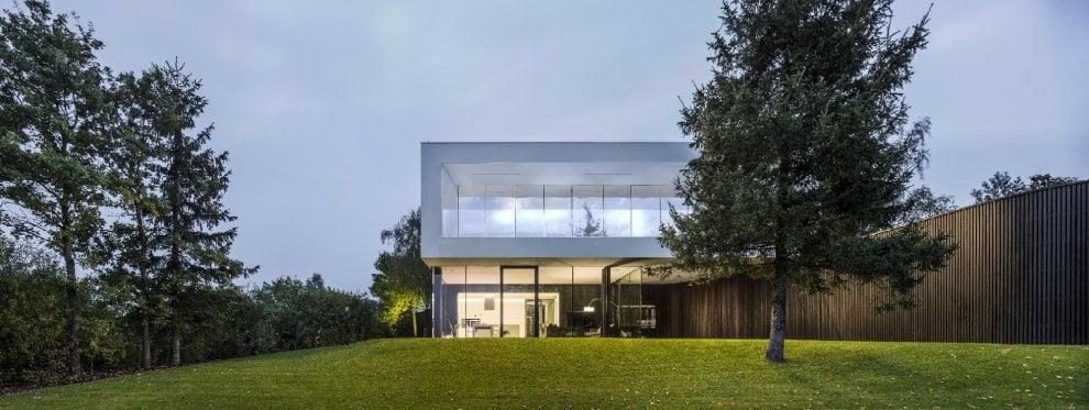 Immerse nella giungla o di vetro le case pi sorprendenti for Case di vetro di lusso