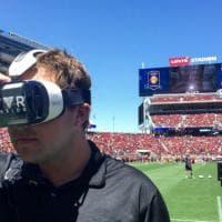 NextVR, un match da realtà virtuale: ecco come si vede