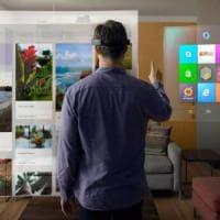 Microsoft Hololens disponibili, ma a caro prezzo