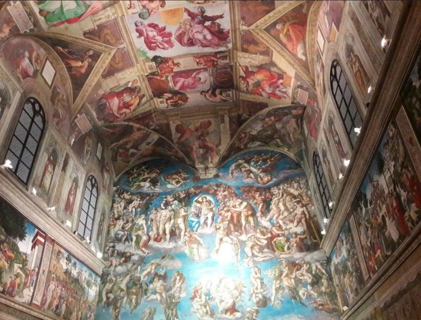 Messico, replicata la Cappella Sistina: l'esperienza è multisensoriale