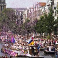 Il Gaypride ad Amsterdam, ecco le foto del 2015