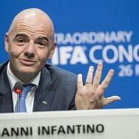 Fifa, Infantino prosciolto dalle accuse: