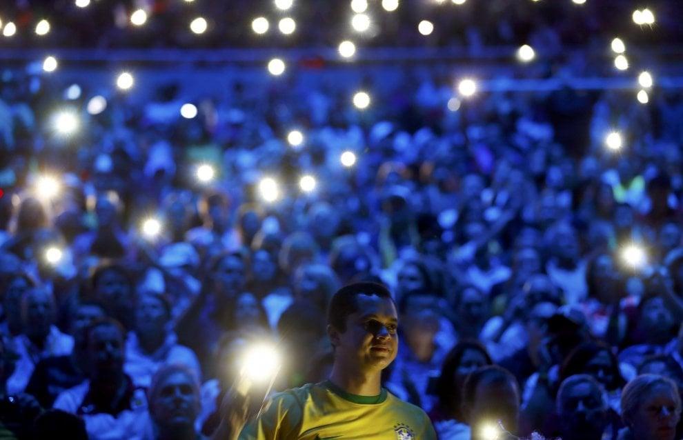 Rio 2016, il fotoracconto della cerimonia d'apertura - Repubblica.it