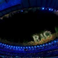 Rio 2016, il fotoracconto della cerimonia d'apertura