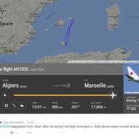 Falso allarme per volo Air Algerie sparito dai tracker online :
