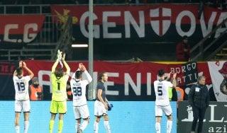 Genoa, sesta vittoria su sei: Pavoletti e Ocampos piegano il Bastia