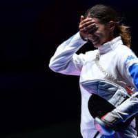 Scherma, Fiamingo sconfitta in finale: argento e prima medaglia azzurra