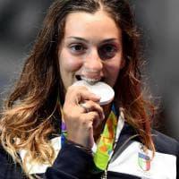 Rio 2016, Rossella Fiamingo è medaglia d'argento nella spada