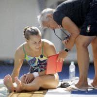 Rio 2016: l'Italia spera nel fioretto e nella Cagnotto