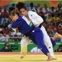 Judo, è di Basile l'oro numero 200. Argento per la Giuffrida