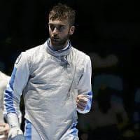 Scherma, Garozzo in finale: si giocherà l'oro olimpico
