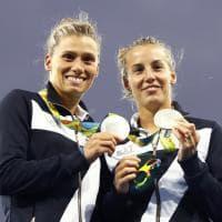 Rio 2016, finalmente Cagnotto-Dallapé: argento nei tuffi sincro 3 metri