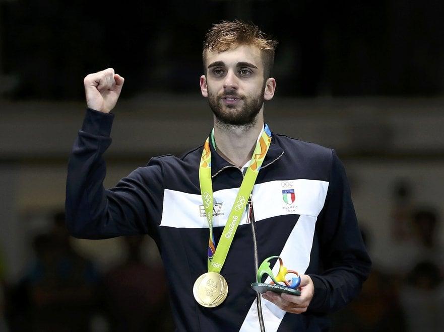 Rio 2016, Daniele Garozzo trionfa nel fioretto: è il secondo oro italiano