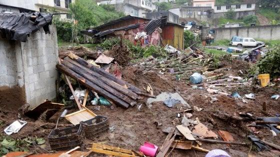 Messico, uragano provoca 39 morti