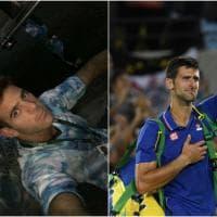 Rio 2016, Del Potro fa piangere Djokovic, ma prima resta chiuso in ascensore