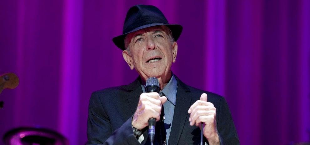 """Addio Marianne, musa di Leonard Cohen: """"Buon viaggio, amore infinito"""""""