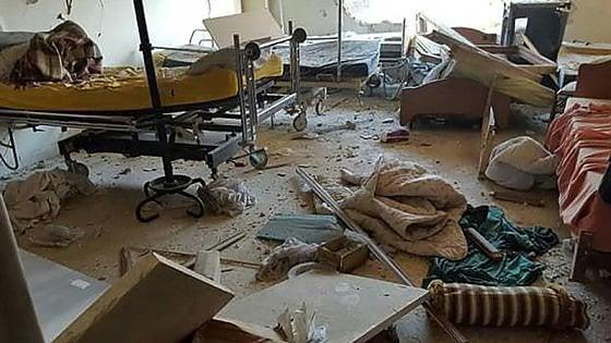 Siria, ancora bombe sugli ospedali: uccisi medici, donne e bambini