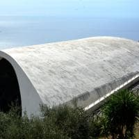 L'auditorium di Ravello, a rischio chiusura
