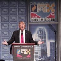 Usa, Trump annuncia la sua riforma del fisco: